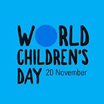 World Children's Day — 20 November