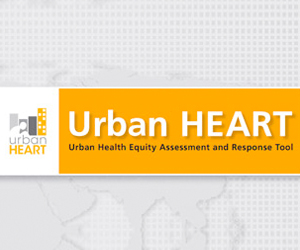 Urban Heart | Urban Health Equity Assessment and Response Tool