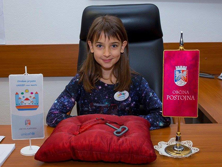 Mini mayor Postojna CFC