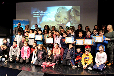 CFCI recognition event in Sant Julià de Lòria, 9 November 2017